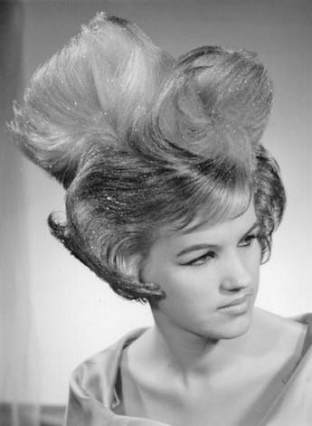 60er Jahre Model Christel Wangler