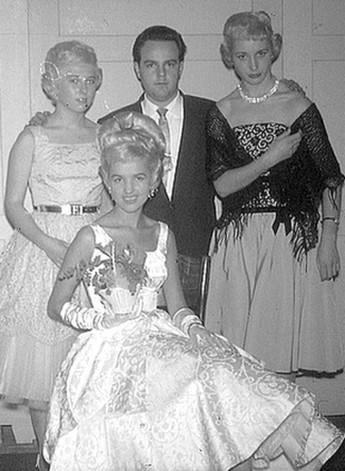 Gerald Wangler mit 60er Jare Modells