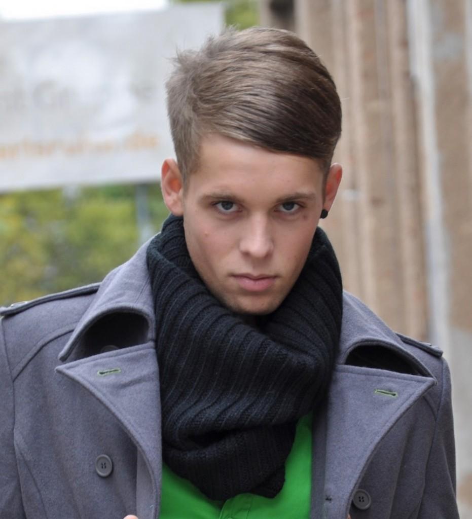 Julian als Männermodel