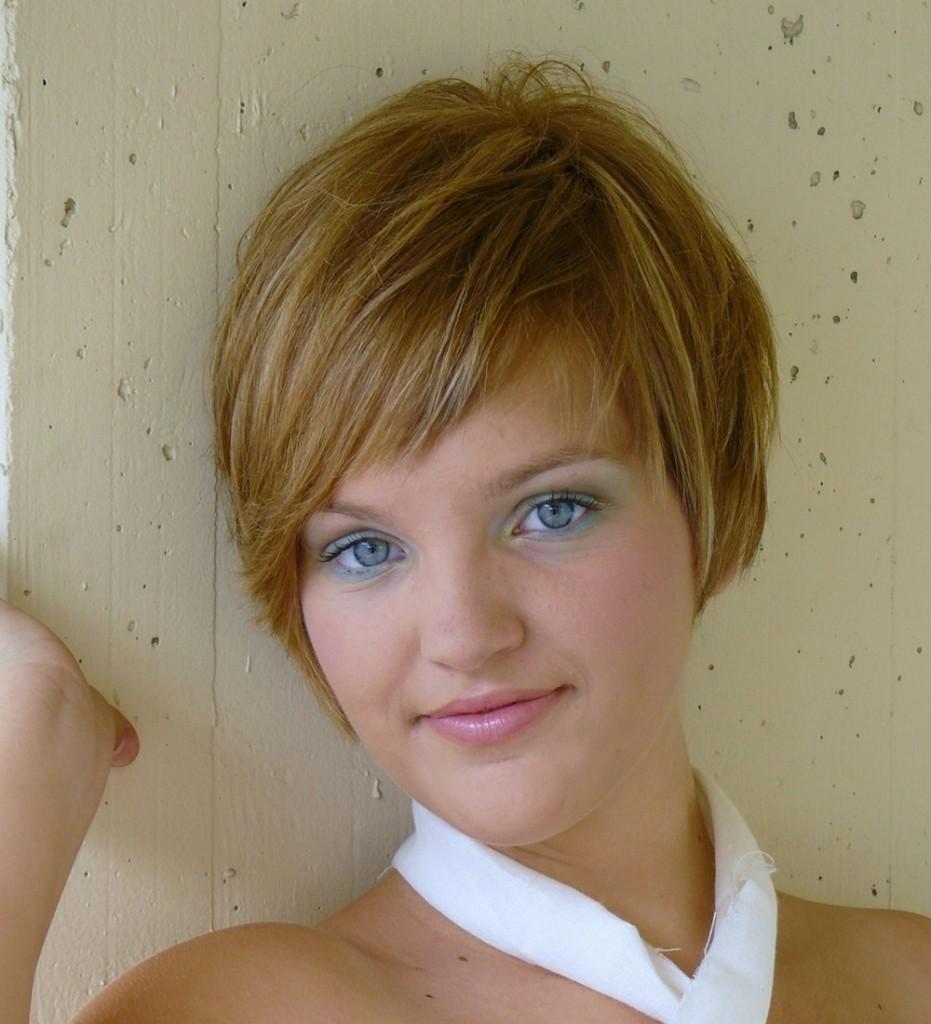 Hannah als BeautyModel